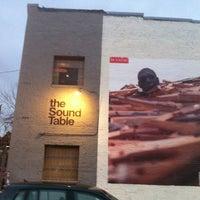 Photo taken at #DigATL-Sharpie Slam: A Live Art Battle by Bert D. on 11/9/2011