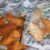 Photo taken at Wingstop by Ambra R. on 8/15/2012