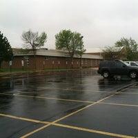 Photo taken at Apollo Recreation Center Alsip Park District by Tammy C. on 4/20/2012
