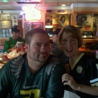 Photo taken at Red Robin Gourmet Burgers by Brandy C. on 10/22/2011