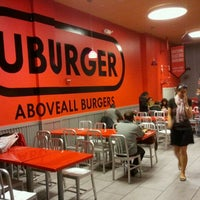 Photo taken at UBurger by Jay N. on 11/17/2011
