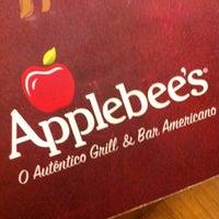 Photo taken at Applebee's by Ricardo S. on 7/21/2012