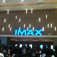Photo taken at Gandaria XXI - IMAX by Mochamad I. on 7/8/2012