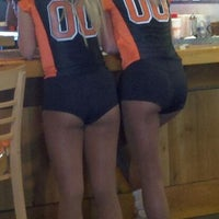 Photo taken at Hooters by Jon W. on 9/18/2011