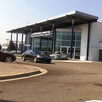 Photo Taken At Mercedes Benz Of Naperville By Rick V. On 8/24 ...