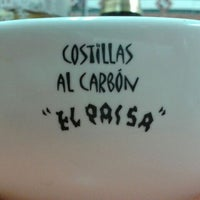 "Photo taken at Costillas Al Carbón ""El Paisa"" by Adrian G. on 3/20/2012"
