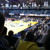Photo taken at Hinkle Fieldhouse by Devon B. on 11/19/2011