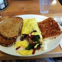 Photo taken at Toast Eatery by Caroline W. on 6/26/2012