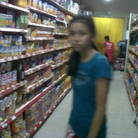 Photo taken at Ever Supermarket by Rougie R. on 9/28/2011