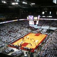 Photo taken at Wells Fargo Arena by Evan[Bu] on 4/28/2011