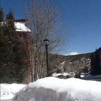 Photo taken at Pine Ridge Condominiums Breckenridge by Pine Ridge Condos on 3/4/2012