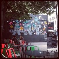 Photo taken at La Place Verte by Fred K. on 6/10/2012