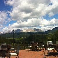 Das Foto wurde bei Ganischgerhof Mountain Resort & SPA von Hanspeda am 6/14/2011 aufgenommen