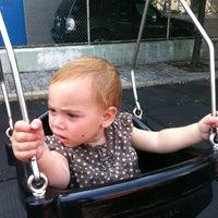 Photo taken at William Sheridan Playground by Luke J. on 8/4/2011