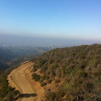 Photo taken at The Top Of Trash Can Hill by Christopher P. on 8/30/2011