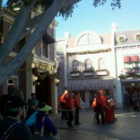 Photo taken at Disneyland Fire Department No. 1 by Charles on 12/24/2011