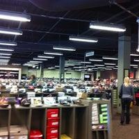Photo taken at DSW Designer Shoe Warehouse by Buddy M. on 5/18/2012