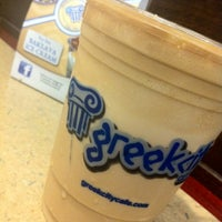 Photo taken at Greek City Cafe by Greek C. on 6/29/2011
