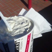 Photo taken at Goodberry's Frozen Custard by Lindsay K. on 12/11/2011