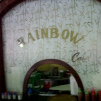 Photo taken at Rainbow cafe by komang e. on 1/29/2012