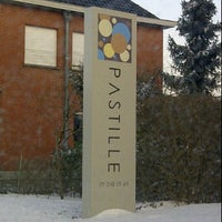 Photo taken at Pastille by Yves N. on 2/4/2012