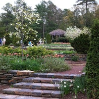 Photo taken at Sarah P. Duke Gardens by Michael W. on 3/25/2012