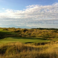 Photo taken at Whistling Straits Golf Course by Harry on 8/22/2011