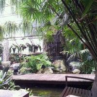 Photo taken at Bankampu Tropical Café by Nongae S. on 3/17/2012