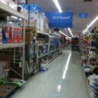 Photo taken at Walmart Supercenter by Ernesto S. on 12/7/2011
