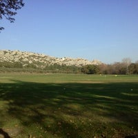Photo taken at Golf de Servanes by Philippe D. on 11/30/2011