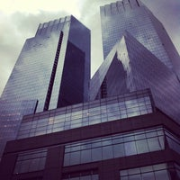 Photo taken at Time Warner Center by Dave S. on 10/14/2011