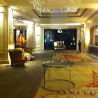 Photo taken at Surfers Paradise Marriott Resort & Spa by As on 5/26/2012