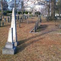 Foto diambil di Hancock Cemetery oleh Mark K. pada 12/16/2011