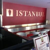 Photo taken at Istanbul Döner Kebap by Mario L. on 3/16/2012