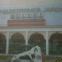 Photo taken at Electronica Japon by Antonio S. on 1/16/2012