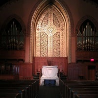 Photo taken at Middle Collegiate Church by Romany M. on 5/12/2012