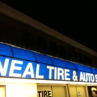 Photo taken at Neal Tire and Auto Service by Paul L. on 5/22/2011