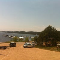 Photo taken at Carter Lake by Clare H. on 7/23/2011