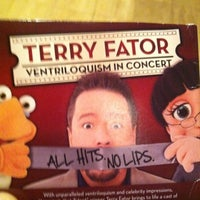 Photo taken at Terry Fator Theatre by Brett S. on 7/22/2012