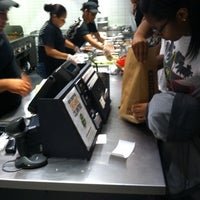 Photo taken at Chipotle Mexican Grill by André B. on 9/30/2011