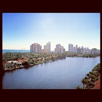 Photo taken at City of Sunny Isles Beach by Ari D. on 11/5/2011