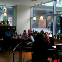 Photo taken at Café Blend by M C. on 9/11/2011