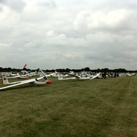 Photo taken at Windrushers Gliding Club by Mark S. on 7/27/2011