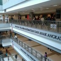 Photo taken at Jabatan Pendaftaran Negara (JPN) by Farid H. on 12/30/2011