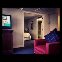 Photo taken at Sheraton Indianapolis City Centre Hotel by Robert W. on 8/15/2012