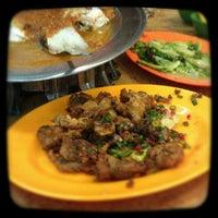 Photo taken at Restaurant Yu Lek by Kenneth T. on 9/9/2012
