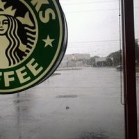 Photo taken at Starbucks by Jesi V. on 10/9/2011