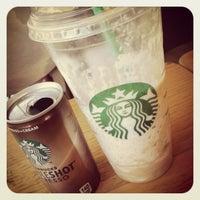 Photo taken at Starbucks by Robin S. on 7/1/2012