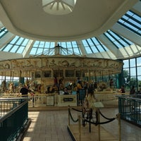 Photo taken at The Carousel by Kristen M. on 8/3/2012