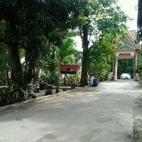 Photo taken at Wat Kaew Korawaram by AieWolve l. on 10/31/2011
